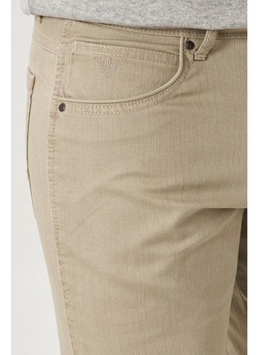 Beymen Business Regular Fit Pantolon 4B0118200023 Bej